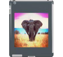 "Water ""Colour""phant iPad Case/Skin"