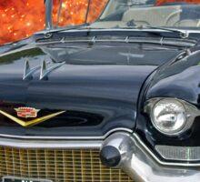 57 Cadillac UFO Sticker