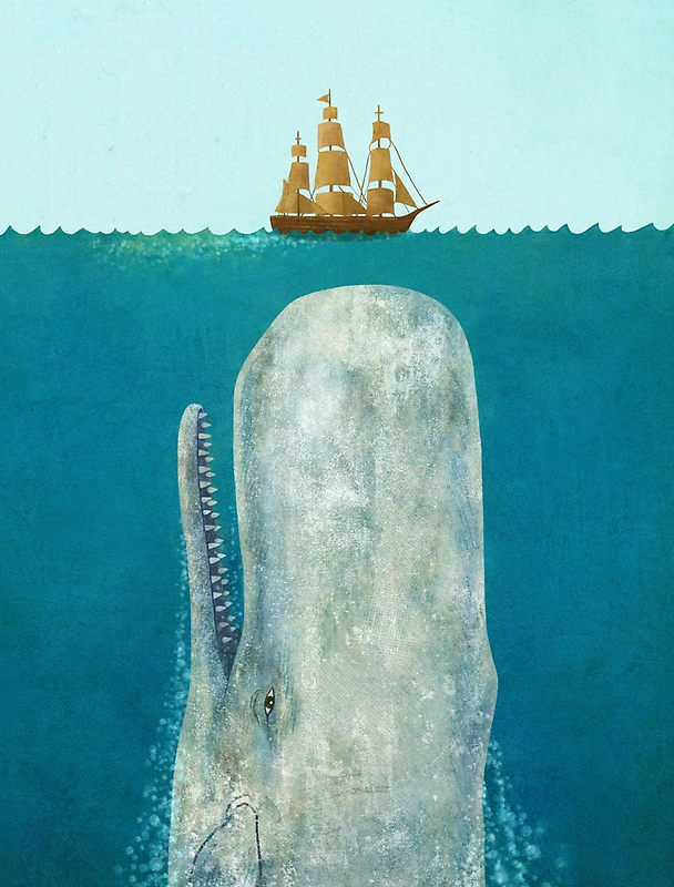 The Whale  by Terry  Fan