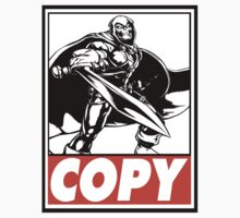 Taskmaster Copy Obey Design Kids Clothes