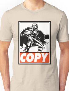 Taskmaster Copy Obey Design Unisex T-Shirt