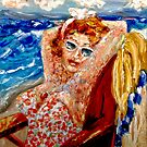 My Day at the Beach by Alma Lee