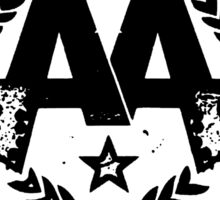 Asking Alexandria England Rock N' Roll From Death To Destiny Sticker