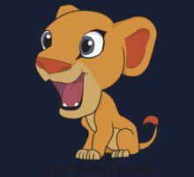 Lioness One Piece - Short Sleeve