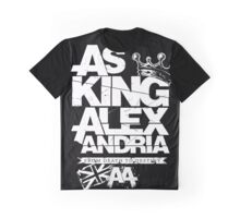King Asking Alexandria England Rock N' Roll From Death To Destiny Graphic T-Shirt