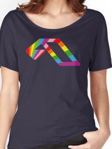 Anjunabeats Rainbow Women's Relaxed Fit T-Shirt