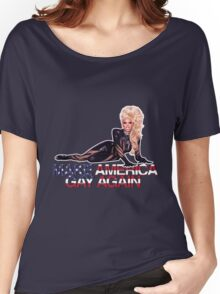 RuPaul - Make America Gay Again Women's Relaxed Fit T-Shirt