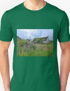 Abandoned Homestead...........................Ireland Unisex T-Shirt