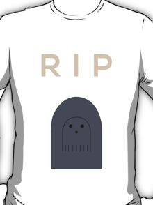 Ghostly Remembrance  T-Shirt