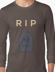 Ghostly Remembrance  Long Sleeve T-Shirt