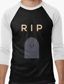 Ghostly Remembrance  Men's Baseball ¾ T-Shirt
