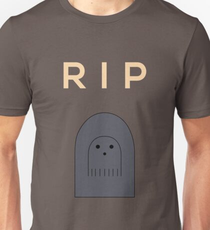 Ghostly Remembrance  Unisex T-Shirt
