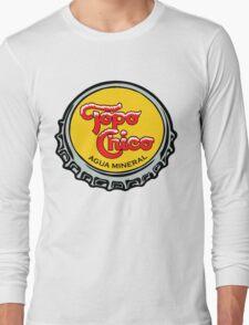 Topo Chico T-Shirt Print Long Sleeve T-Shirt