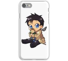 Castiel and Dean  iPhone Case/Skin