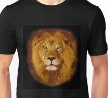 Lion at sunset Unisex T-Shirt