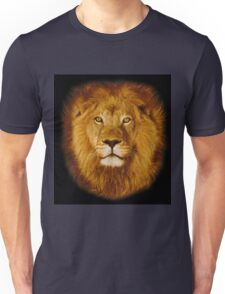 Lion at sunset Unisex T-Shirt
