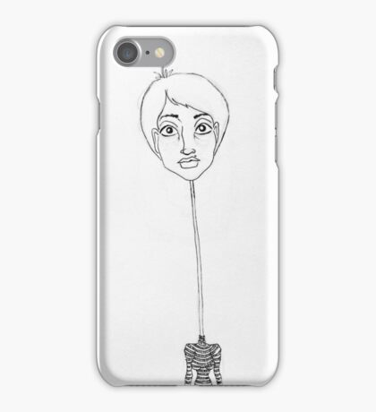 Attachment iPhone Case/Skin