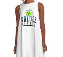 Valdez  A-Line Dress