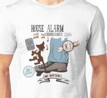 Chihuahua alarm Unisex T-Shirt