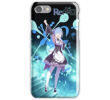 Rem Dark Glow iPhone Case/Skin