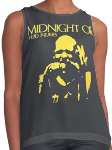 Midnight Oil Contrast Tank