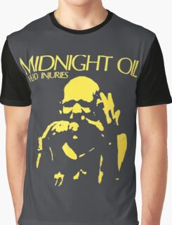 Midnight Oil Graphic T-Shirt
