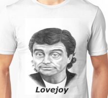 Ian McShane plays Lovejoy Unisex T-Shirt