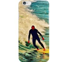 Malibu Rider iPhone Case/Skin