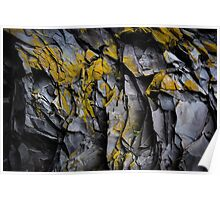 SLATE - Earth and Rock Collection Poster