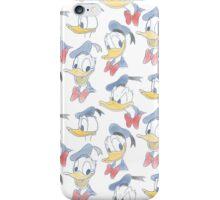 Donald Duck iPhone Case/Skin