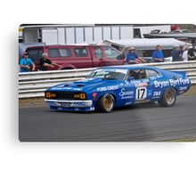 Dick Johnson 1978 Ford Falcon XC Coupe Gp C Metal Print