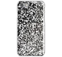 White noise iPhone Case/Skin