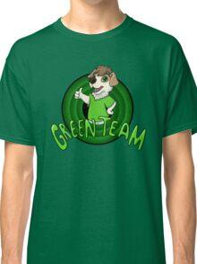 Green Team Classic T-Shirt