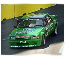 Dick Johnson XE Ford Falcon Group C Poster