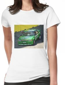 Dick Johnson XE Ford Falcon Group C Womens Fitted T-Shirt