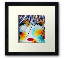 Geisha 2 Framed Print