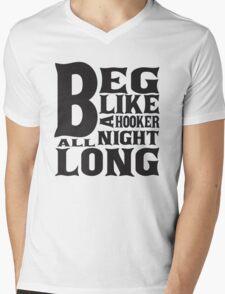 tool party Mens V-Neck T-Shirt