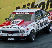 Peter Brock A9X Group C Torana by TGrowden