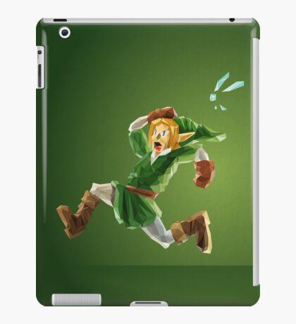 Link and Navi Polygon Art iPad Case/Skin
