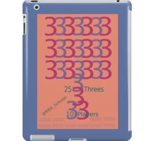 The night when 10 Cavaliers made 25 threes  iPad Case/Skin