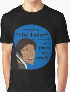 "Lance ""The Tailor"" Graphic T-Shirt"