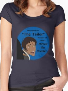 "Lance ""The Tailor"" Women's Fitted Scoop T-Shirt"