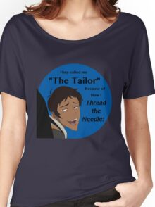 """Lance """"The Tailor"""" Women's Relaxed Fit T-Shirt"""