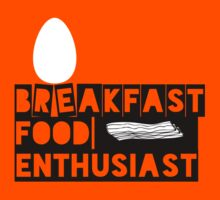 Breakfast Food Enthusiast | FTS T-Shirt