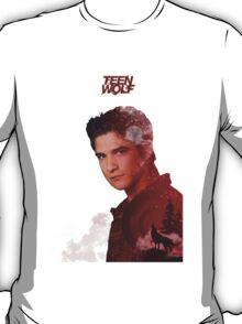 Scott McCall Double Exposure T-Shirt