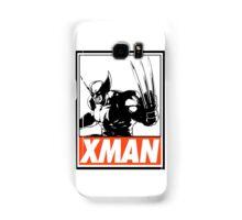 Wolverine Xman Obey Design Samsung Galaxy Case/Skin