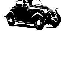 Fiat 500 Topolino by garts
