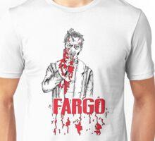Steve Buscemi in Fargo Unisex T-Shirt