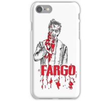 Steve Buscemi in Fargo iPhone Case/Skin