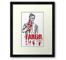 Steve Buscemi in Fargo Framed Print